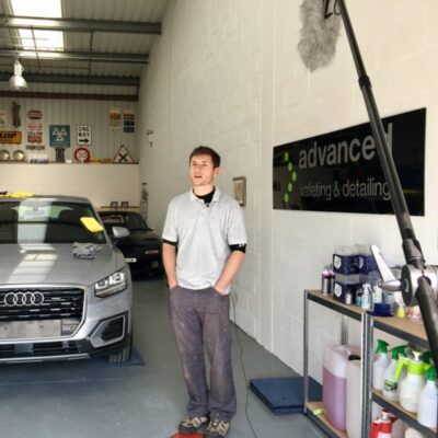 Advanced Valeting and Detailing Business Promotion Video