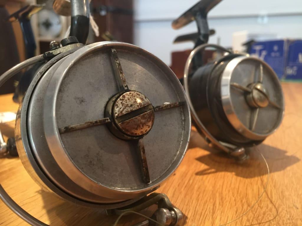 Business promotion fishing antiques videos sussex surrey kent