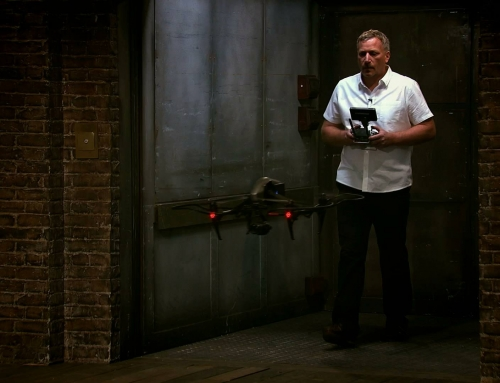 Drone Safe Register on Dragons Den and Secures Peter Jones Investment